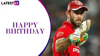 Glenn Maxwell Birthday Special: Best IPL Performances from 'The Big Show'